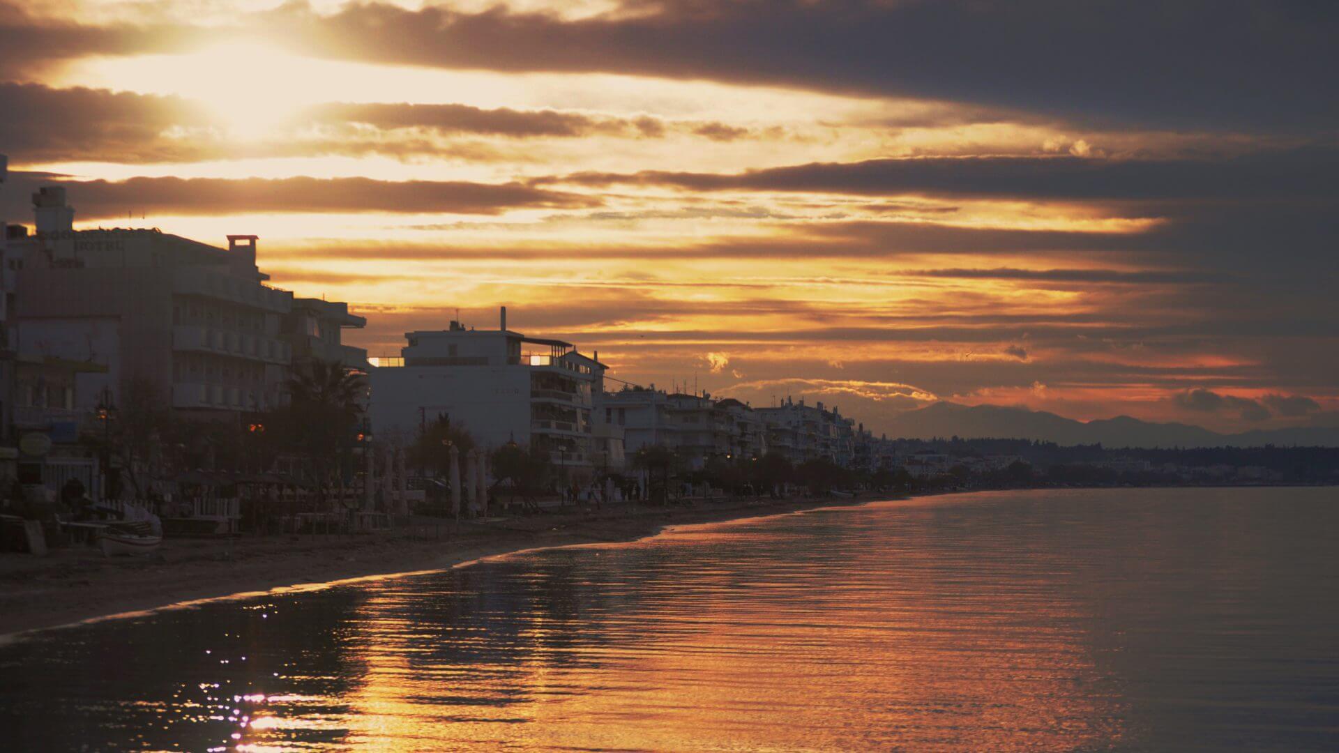 Peraia – Thessaloniki